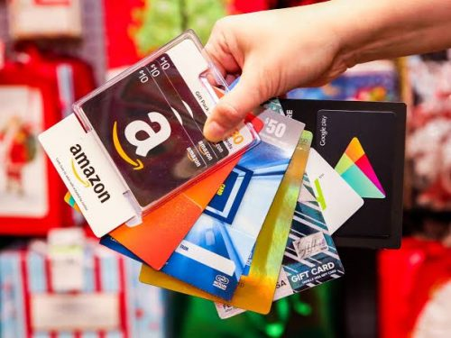 All you need to know about Amazon gift cards