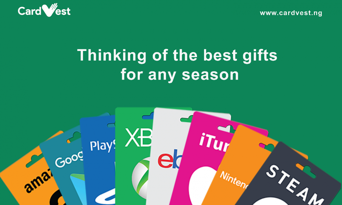 best gift cards to give
